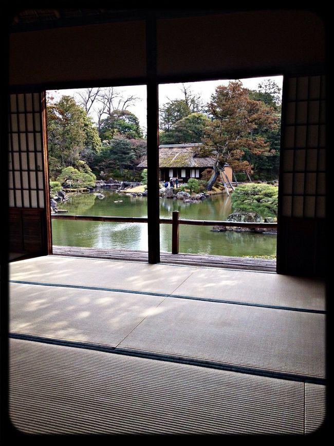 桂離宮 月波楼 Japanese Style The Purist (no Edit, No Filter) Taking Photos IPhoneography