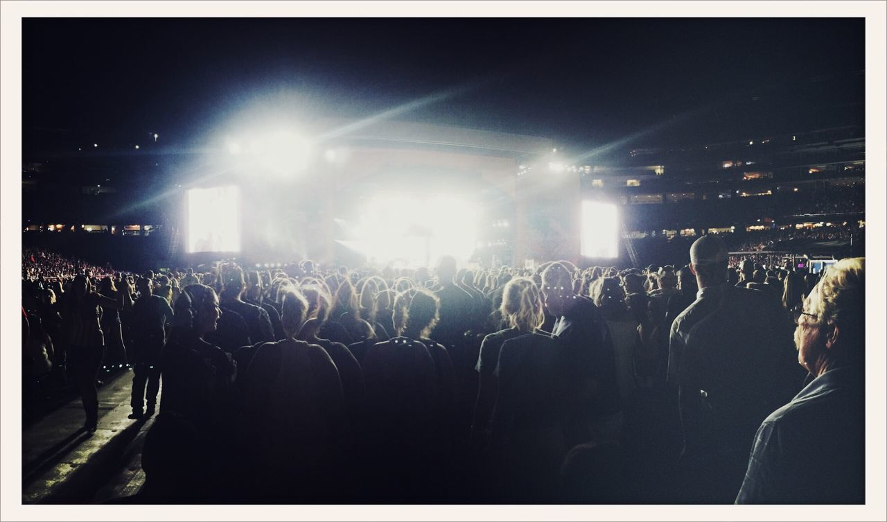 Country Fest: Kenney Chesney Summer Concerts AMPt_community Best EyeEm Shot Summer2016 NEM Mood Best Of EyeEm Country Music Miranda Lambert Kenney Chesney Panorama Crowd