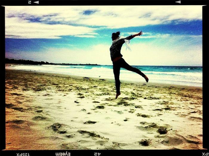 Jump! at THE BEACH Jump!
