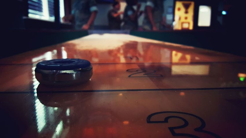 Shuffle board. PhotographybyTripp Smartphone Photography Phoneography Samsung Galaxy Note 5 Camera360Ultimate Pixlr Beastgrip Pro Shuffleboard Creative Light And Shadow Creative Photography Check This Out My Style Selective Focus Manual Focus EyeEm Gallery