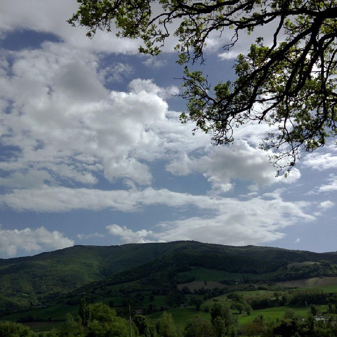 ritornando a casa da Urbino Montefeltro Ontheroad