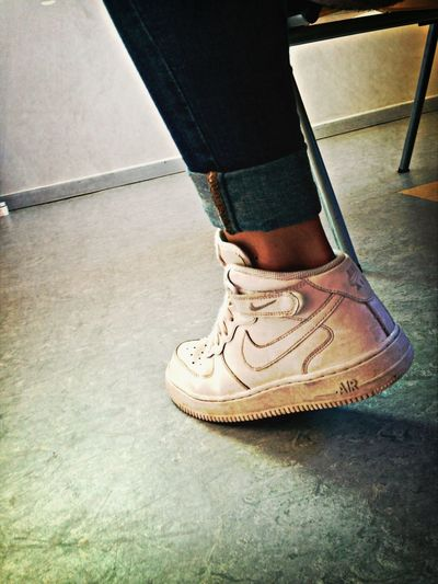 Air Force Love Shoes School