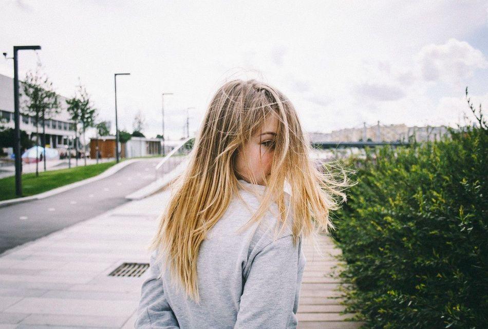 Beautiful stock photos of road, Beautiful, Blonde Hair, Caucasian, Day