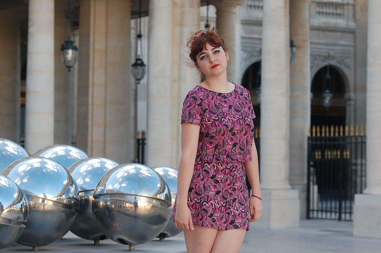 Sybille // Nikon Nikond40 Portrait Photo Model Frenchmodel French Girl Streetphotography Photooftheday Look Lookbook Street Paris Photographer Photography Photoshoot Women Naturallight