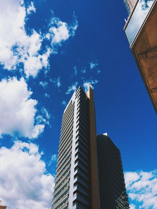 Vscocam Architecture Sky Clouds