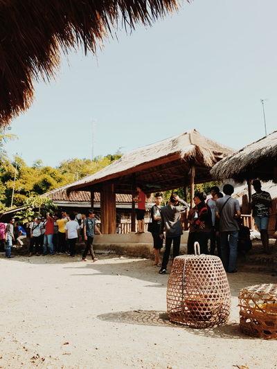 People Of EyeEm in her Beautifulstranger as her nature thing -- at Sasak Village, Lombok, Nusa Tenggara Barat, INDONESIA Lombokexplore Indonesian Culture Heritage The Adventure Handbook The Following The Architect - 2016 EyeEm Awards The Photojournalist - 2016 EyeEm Awards Feel The Journey