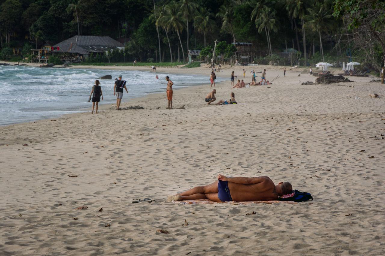 Beach Koh Lanta Lanta Live For The Story Nap Outdoors Summer Summertime Thailand Thailand_allshots Travel Destinations