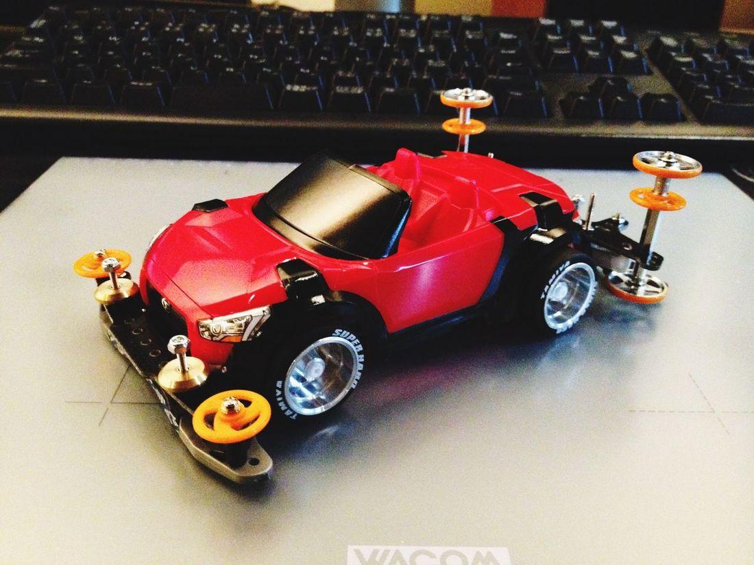 今日もお仕事頑張ります(・ω・)ノ I achieve working with four wheel drive mini.