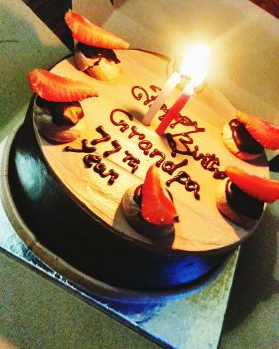 Birthday Celebrations - Happy 77th Birthday