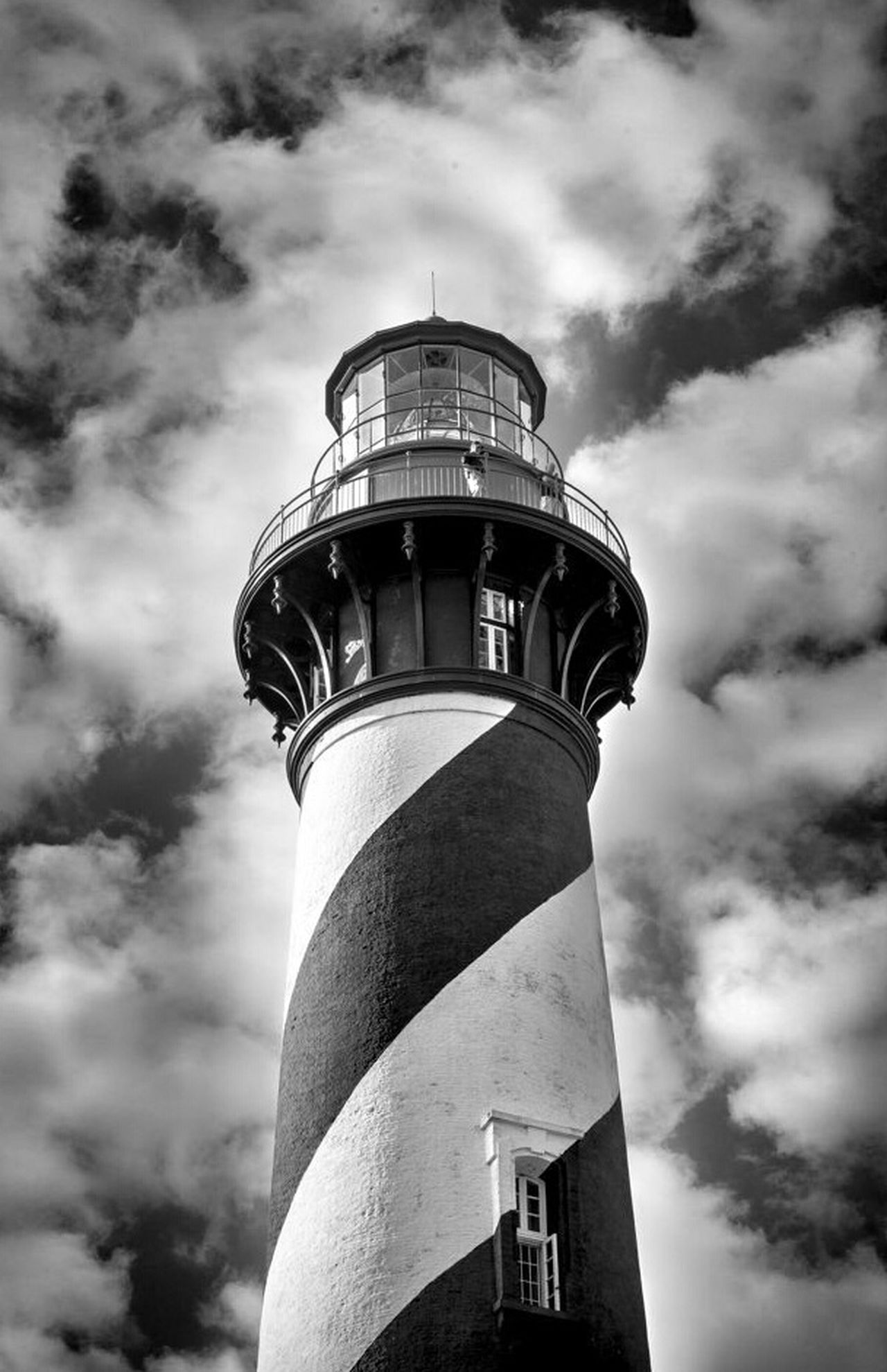 Beacon in Black and White Monochrome We Are Juxt EyeEm Best Shots - Black + White Look Up And Thrive