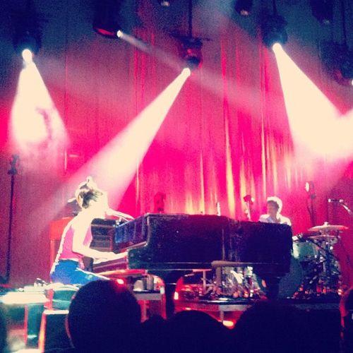 #portland #maine #statetheatre #fiona #fionaapple #talent #concert #live #idlerwheel #igersme Talent Fionaapple Idlerwheel Igersme Fiona Concert Statetheatre Lights Stage Live Piano Portland Maine