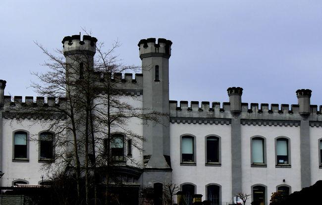 Architecture Building Exterior Built Structure Façade Historic History Old Prison Tower