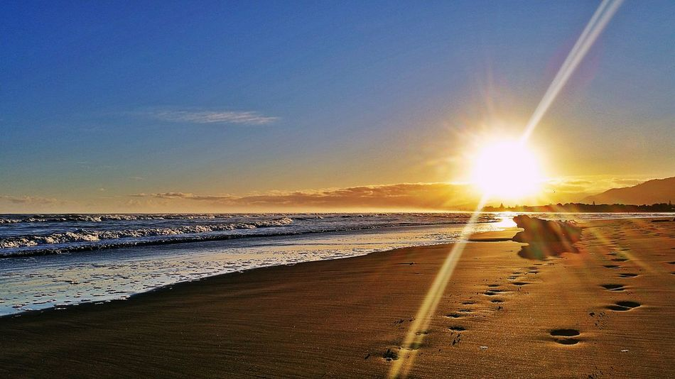 Sunrise_Collection Good Morning On The Beach @cherrydelight Wake Up Time Our Beautiful World