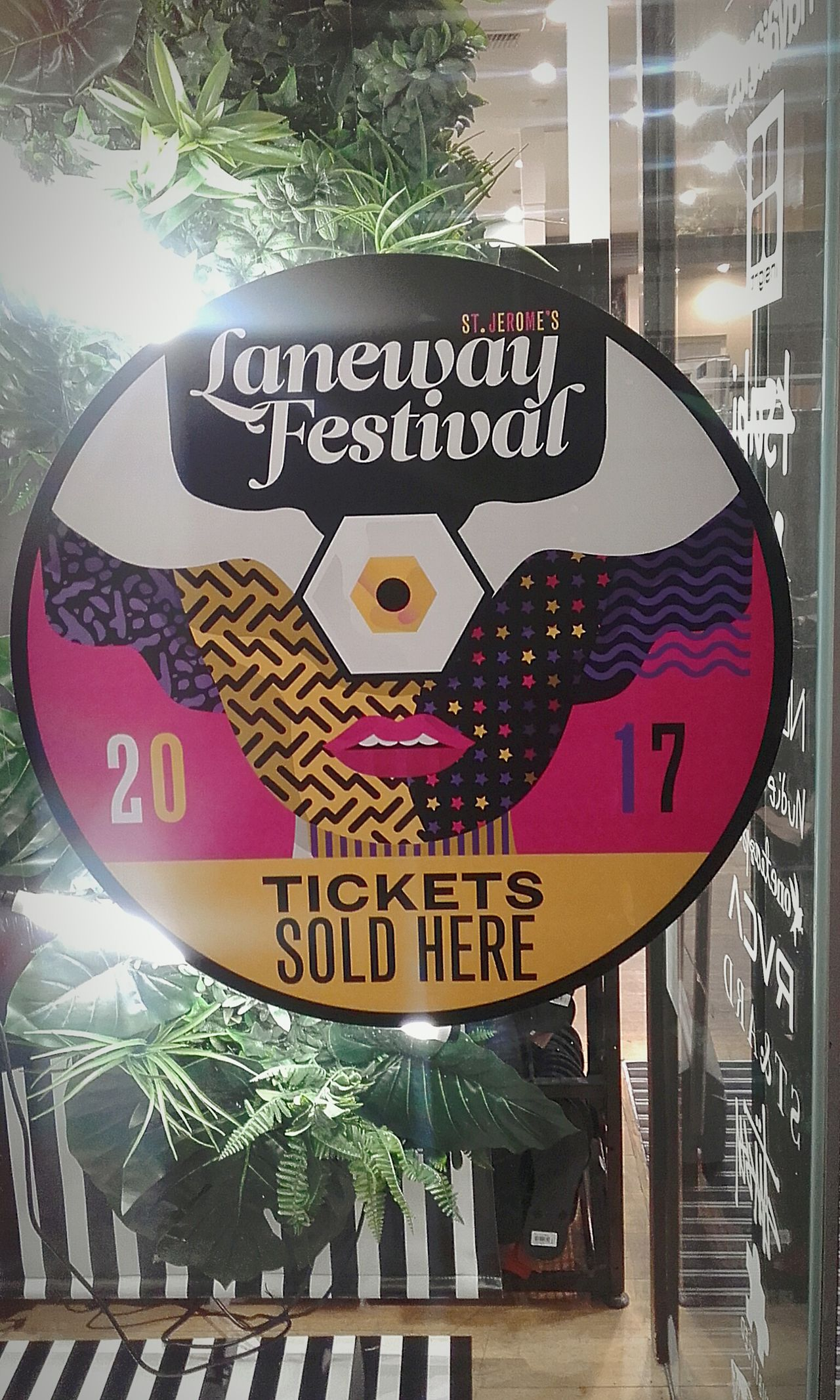 2017 Laneway Festival Laneway Festival  SIGN. Signs, Signs, & More Signs Signs_collection Signage Signporn Signs & More Signs Notices Signs Notice Sign Festivals LanewayFestival Signstalkers Sign, Sign, Everywhere A Sign Taking Pictures Advertising Signs Advertising Big Signs SignsSignsAndMoreSigns SIGNS. Signs Signs Everywhere Signs SignSignEverywhereASign Festival