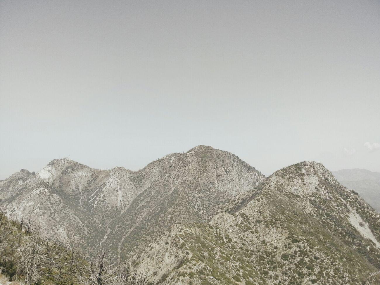 San Gabriel Peak Landscape Nature AMPt_community Vscocam