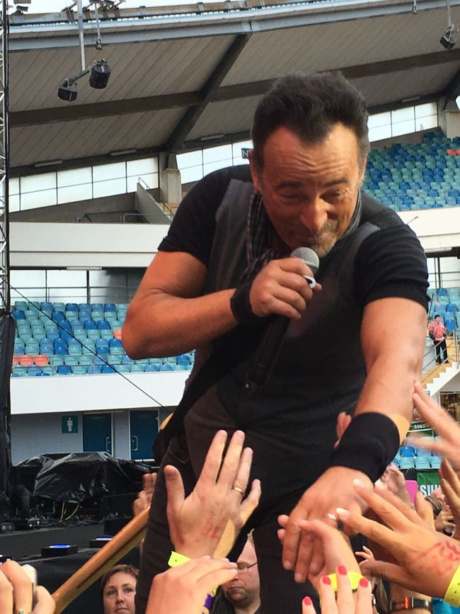 Bruce Springsteen Taking Photos Live Music The Purist (no Edit, No Filter) EyeEmBestPics Taking Photos Who Inspires You Showcase July