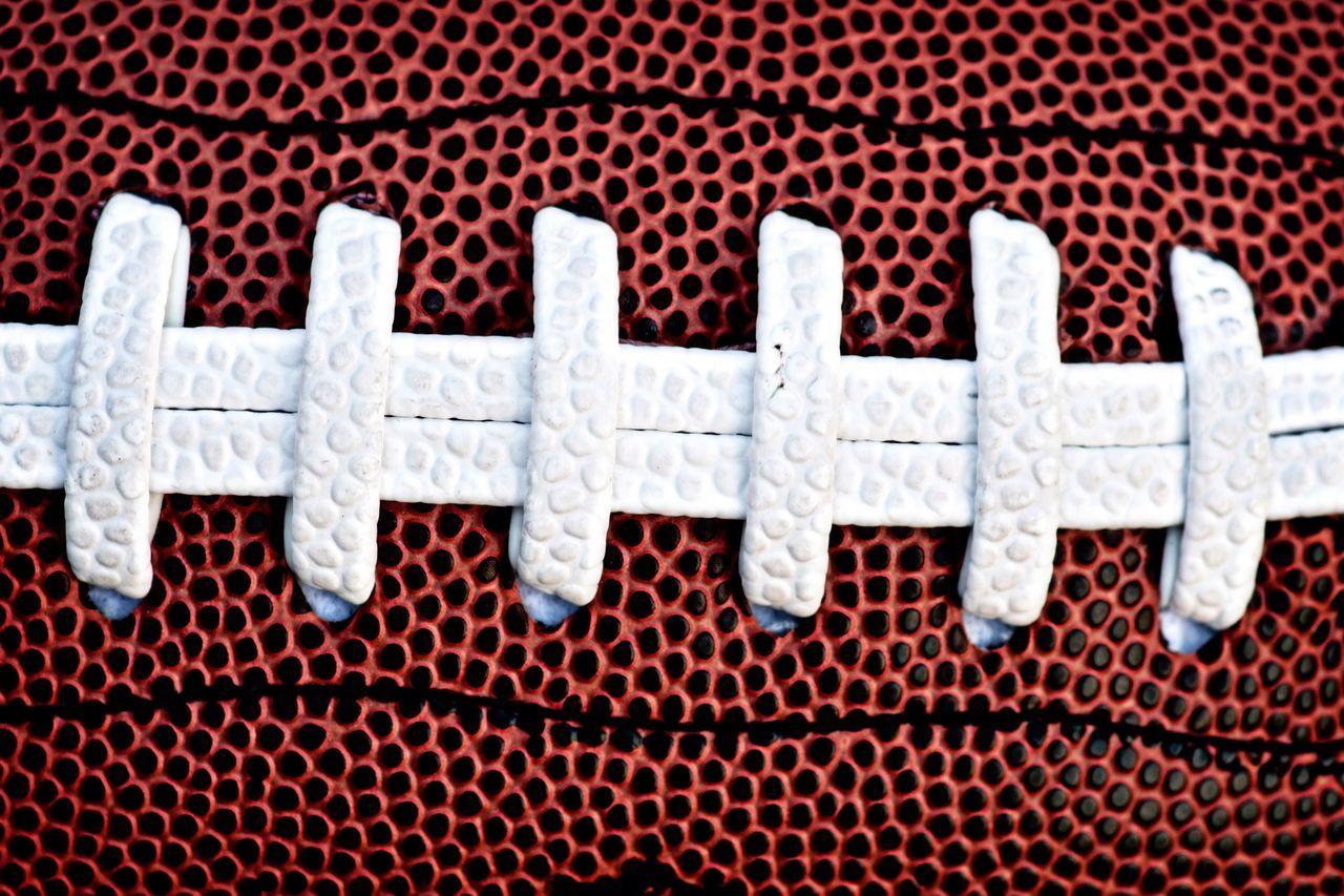Football Pigskin  Laces Sports Boysoffall Touchdown Leather Ball Football Fever Football Game Superbowl Soccer Gear Sport NFL NFL Football