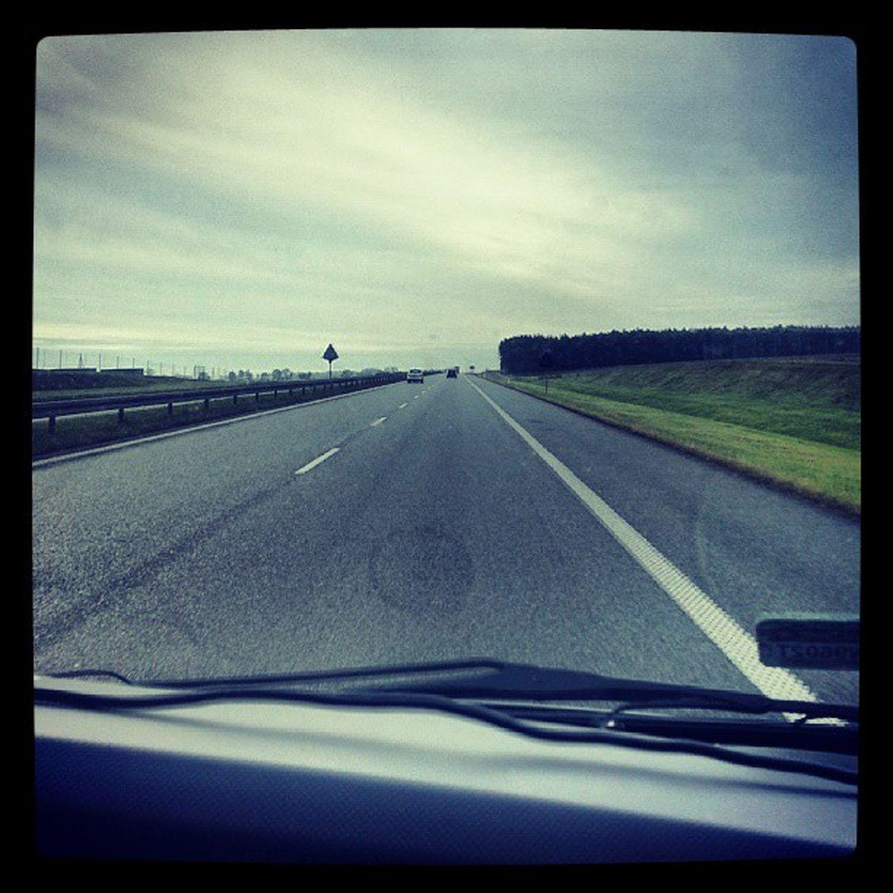 Highway Amber One Amberone gdansk ravenna roadtrip