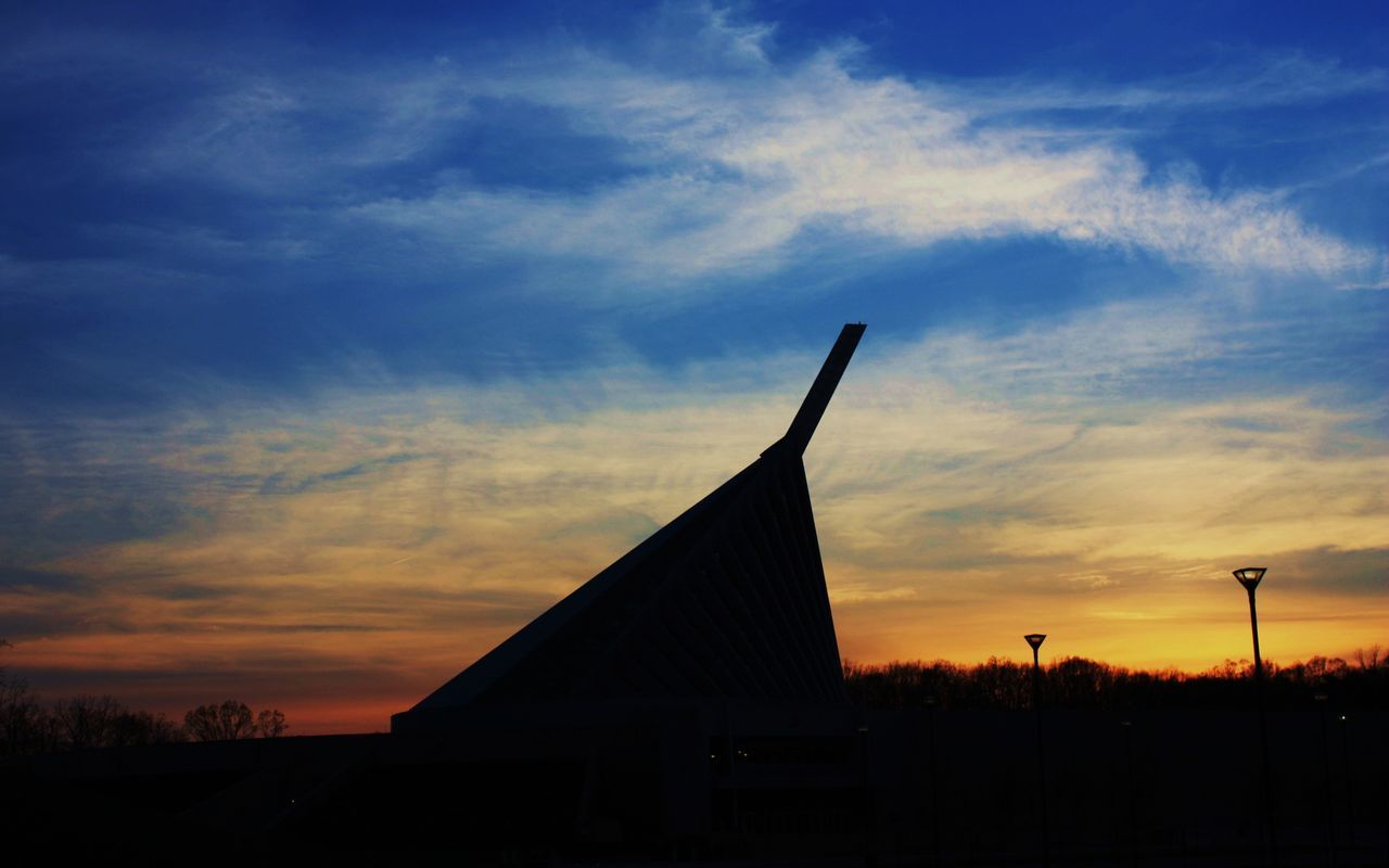 Silhouettes Sunset Silhouettes Sunset_collection Memorial Sunset Triangle Shape Virginia Marine Corps Museum Triangle Virginia Twilight Twilight Sky Twilightscapes Twilight Scene Twilight Time Twilighttime Twilight Skyline Twilight Colors Twiligth Sky