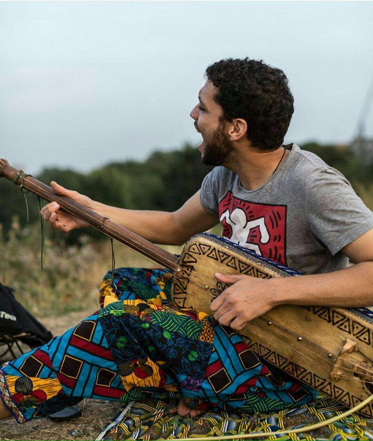 Music Gnawa Music Africa