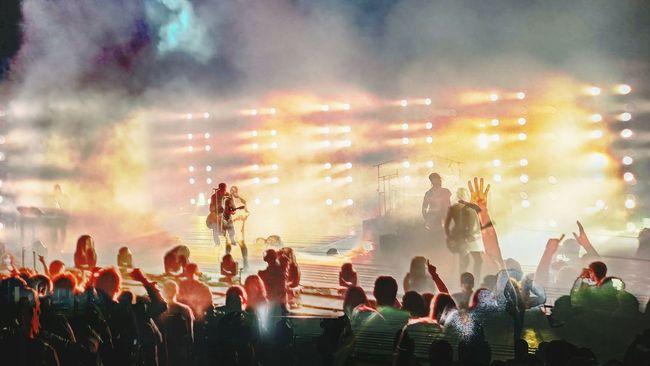 For The Love Of Music Music Concert Headbanging Samsungphotography California Bayarea