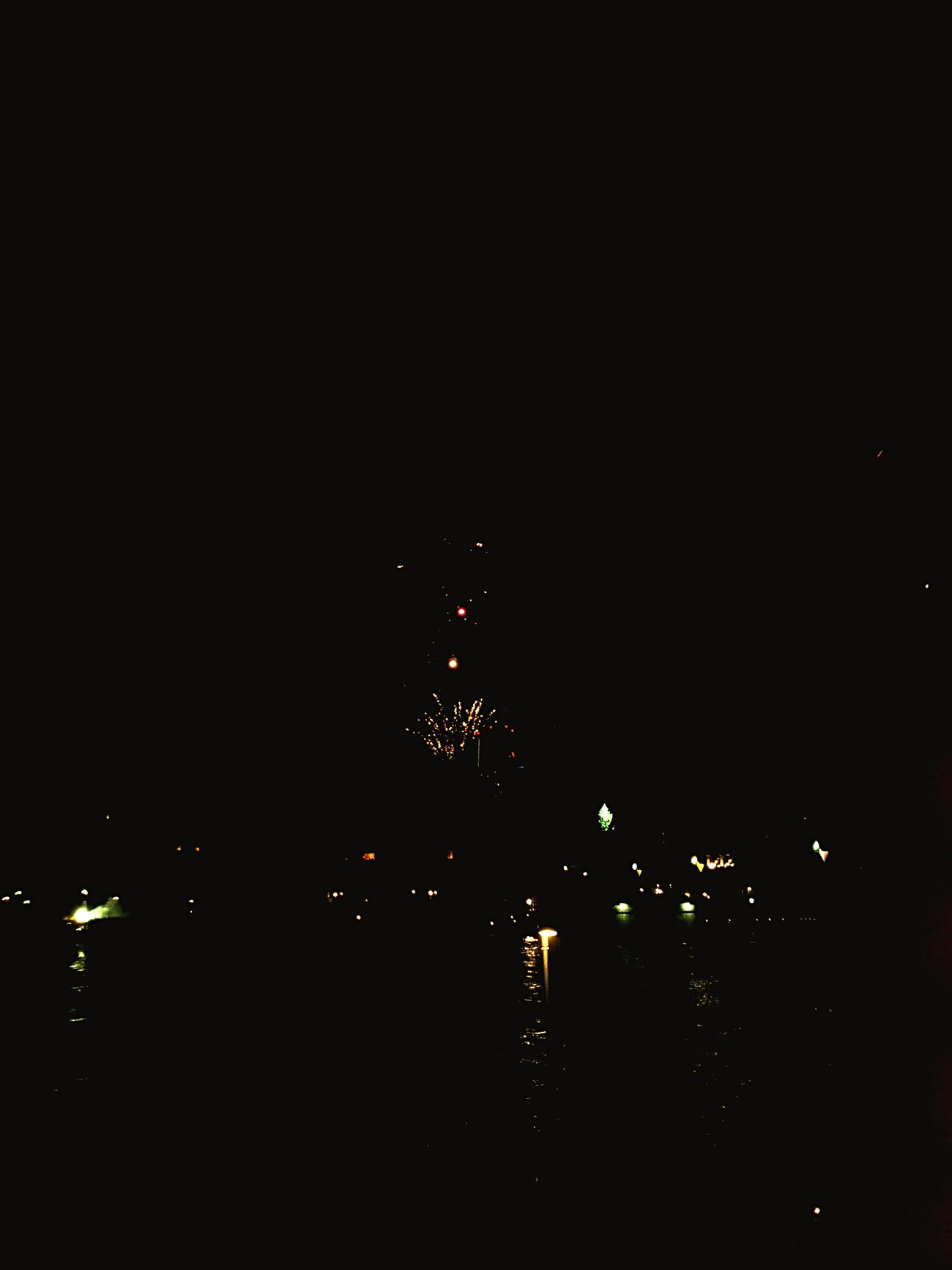 Skyline Frankfurt Firework 🌃