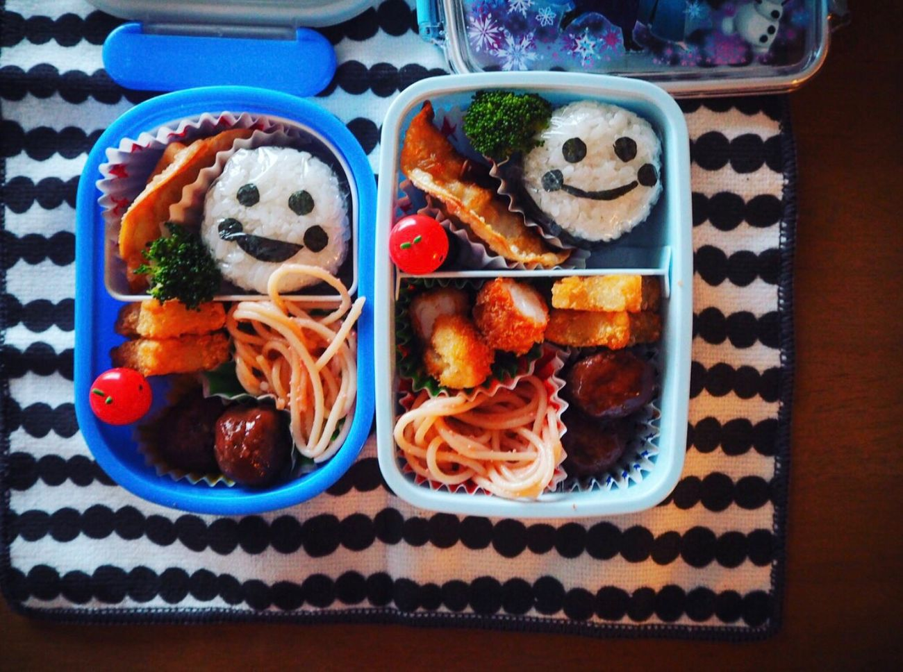 お弁当🍱 Food Lunch Box