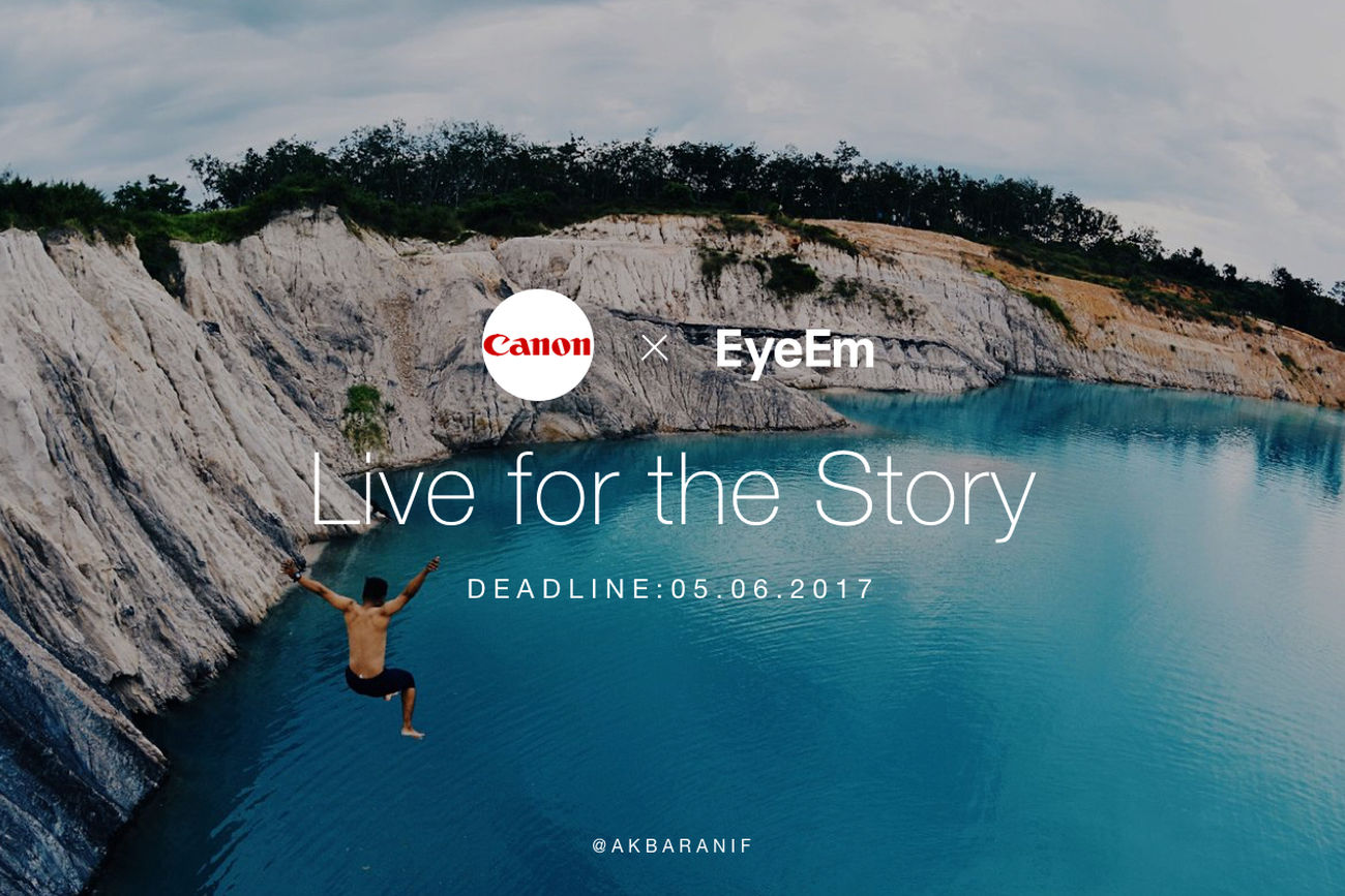 Win a Canon EOS M5 camera ✨ Capture the essence of summer in our Live For The Story Mission → https://www.eyeem.com/m/13567054