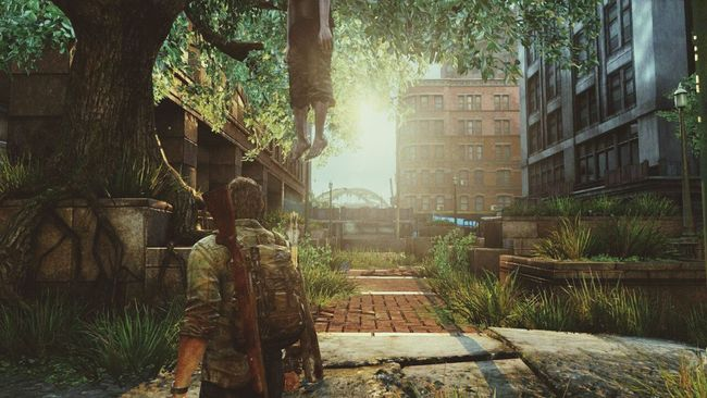 Playstation 4 Game The Last Of Us TLOU