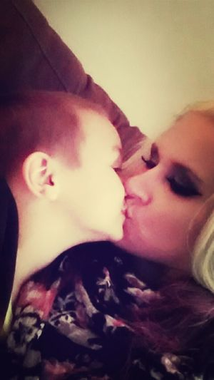 Me And My Bestie Mason And Mommy Ride Or Die <3 Little Boys Rock My Socks Off
