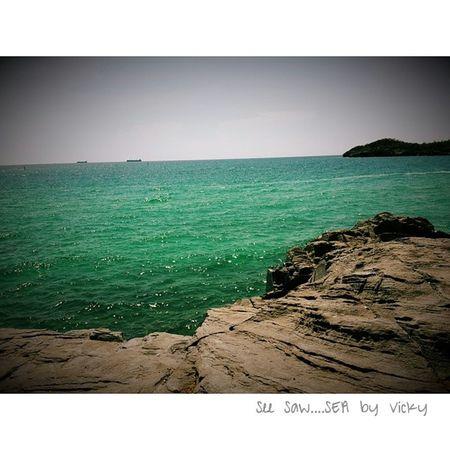 I See..I Saw...da SEA SICHANGISLAND