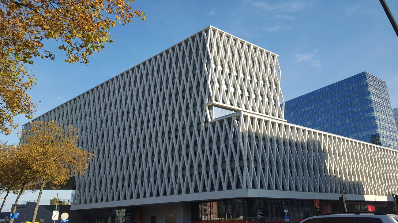 Antwerp, Belgium Color Photography Photography Architecture Buildings Buildingstyles