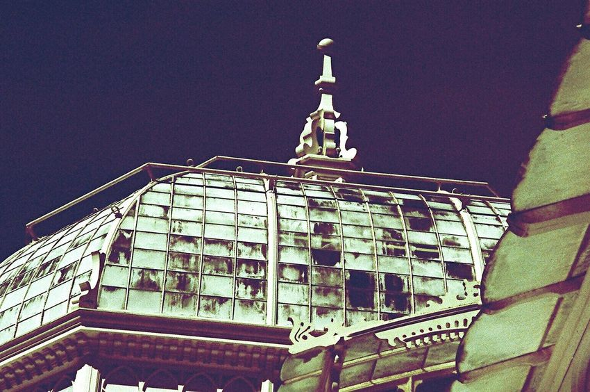Built Structure Building Exterior No People Outdoors Architecture Ggpark Conservatory Of Flowers Architecture Film Zenit122 Koduckgirl Lomo Xpro 100