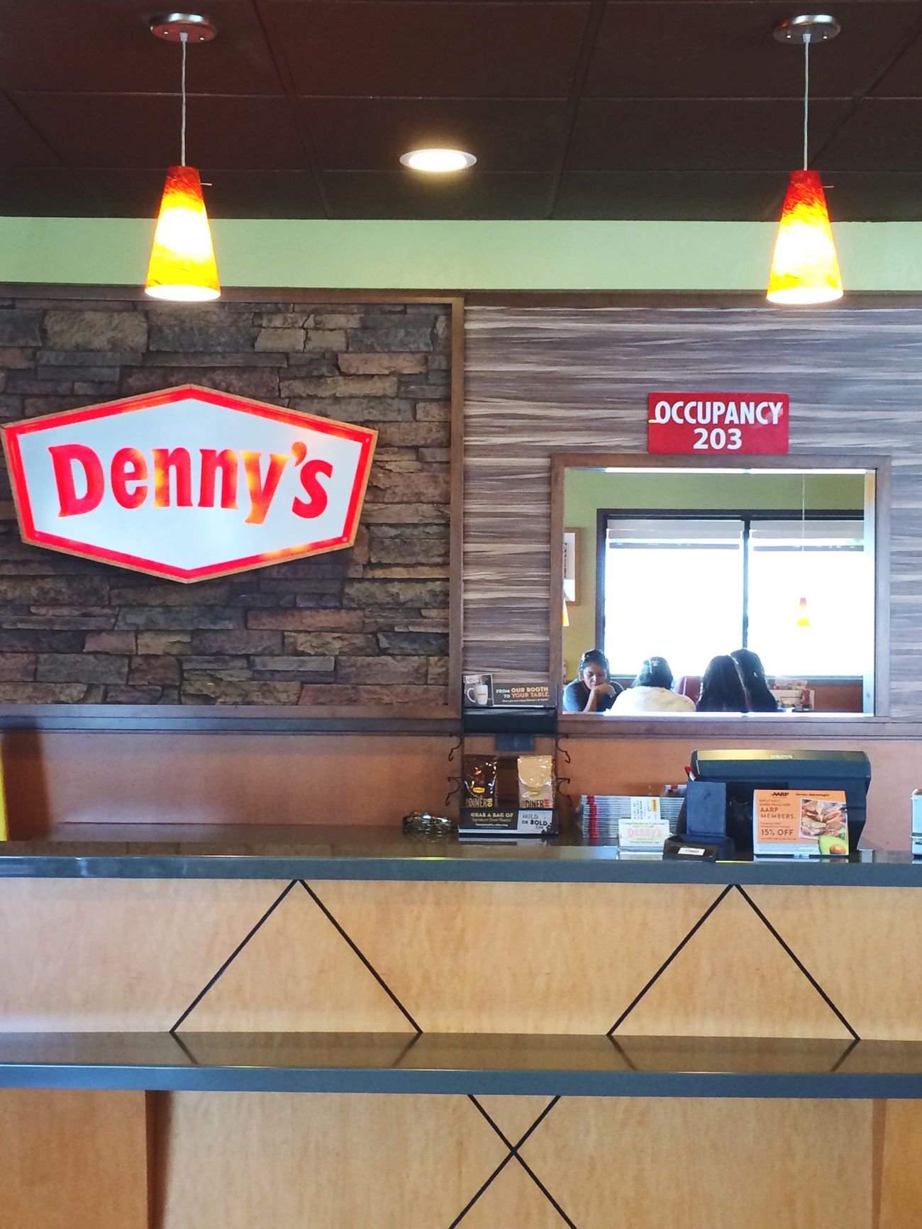 Didn't Eat at Denny's Pitstop