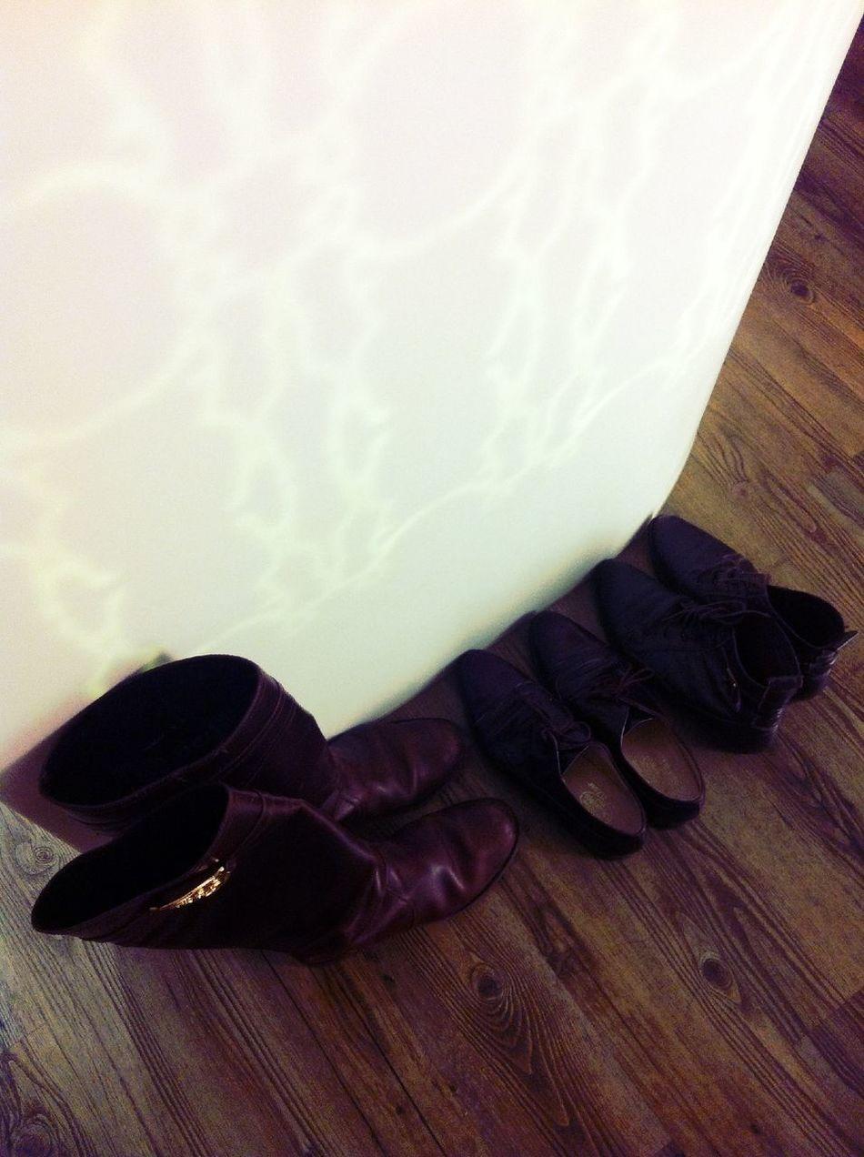 shoes at Hôtel Gabriel Shoes