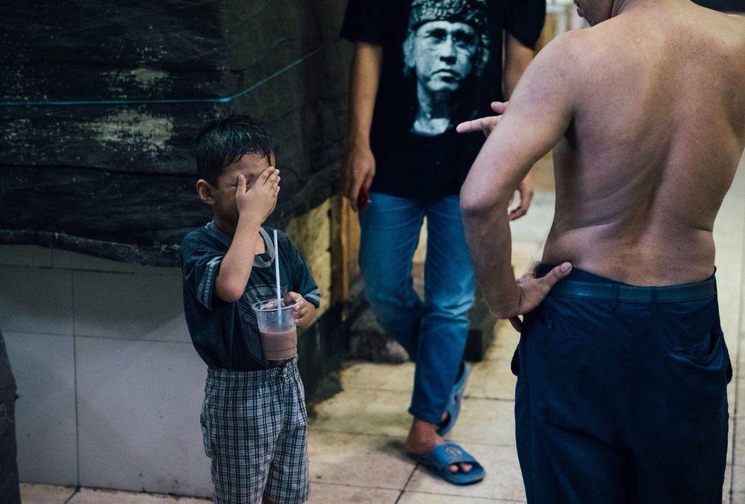 The Street Photographer - 2016 EyeEm Awards malu INDONESIA Kids People Streetphotography