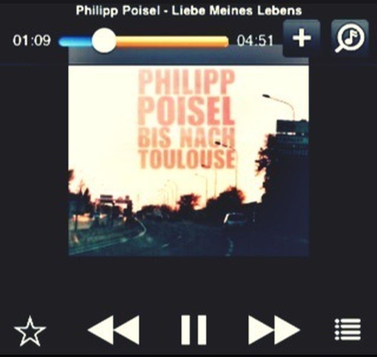Weil Du Die Liebe Meines Lebens Bist! Ich Liebe Dich ! Philipp Poisel Lovelovelove