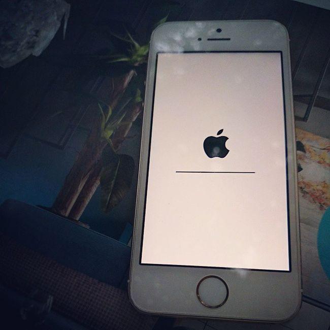 Olmadı bi ısırık elmamız... Io8 IPhone Apple 🍎 🔫