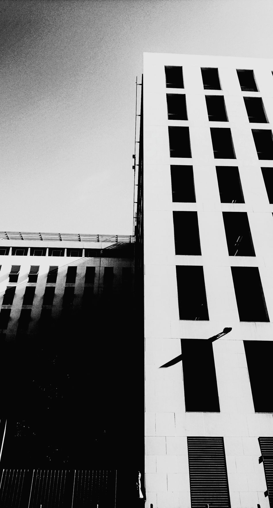 Architecture Building Exterior AMPt Community Streetphotography Shotermag Black And White Noir Et Blanc Light And Shadow