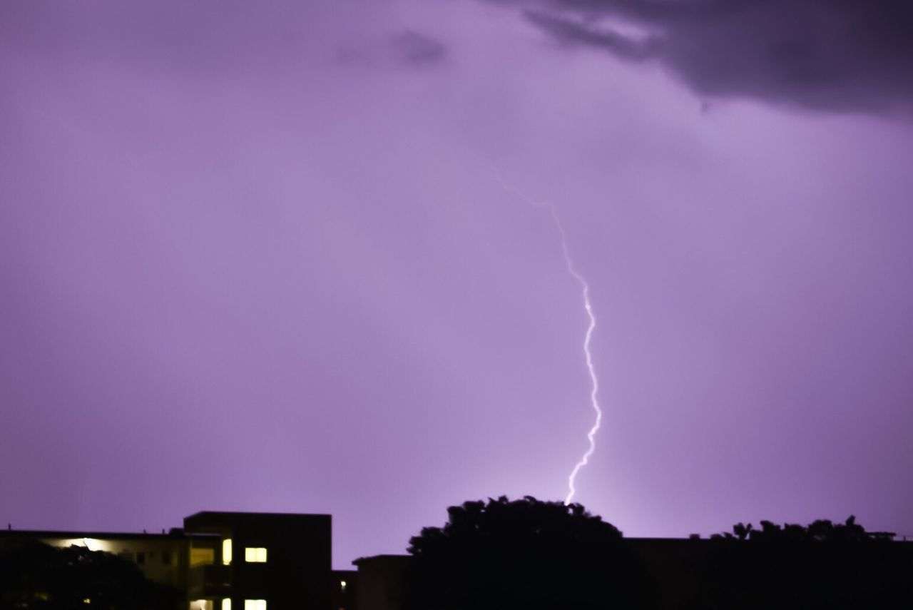 Beautiful stock photos of lightning, Beauty In Nature, Cloud, Copy Space, Dusk