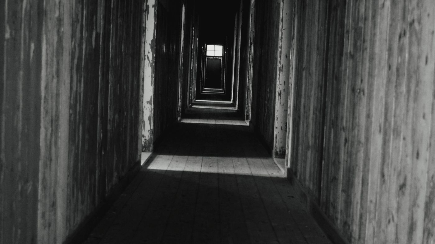 An barrack at the memorial place Buchenwald in Germany First Eyeem Photo