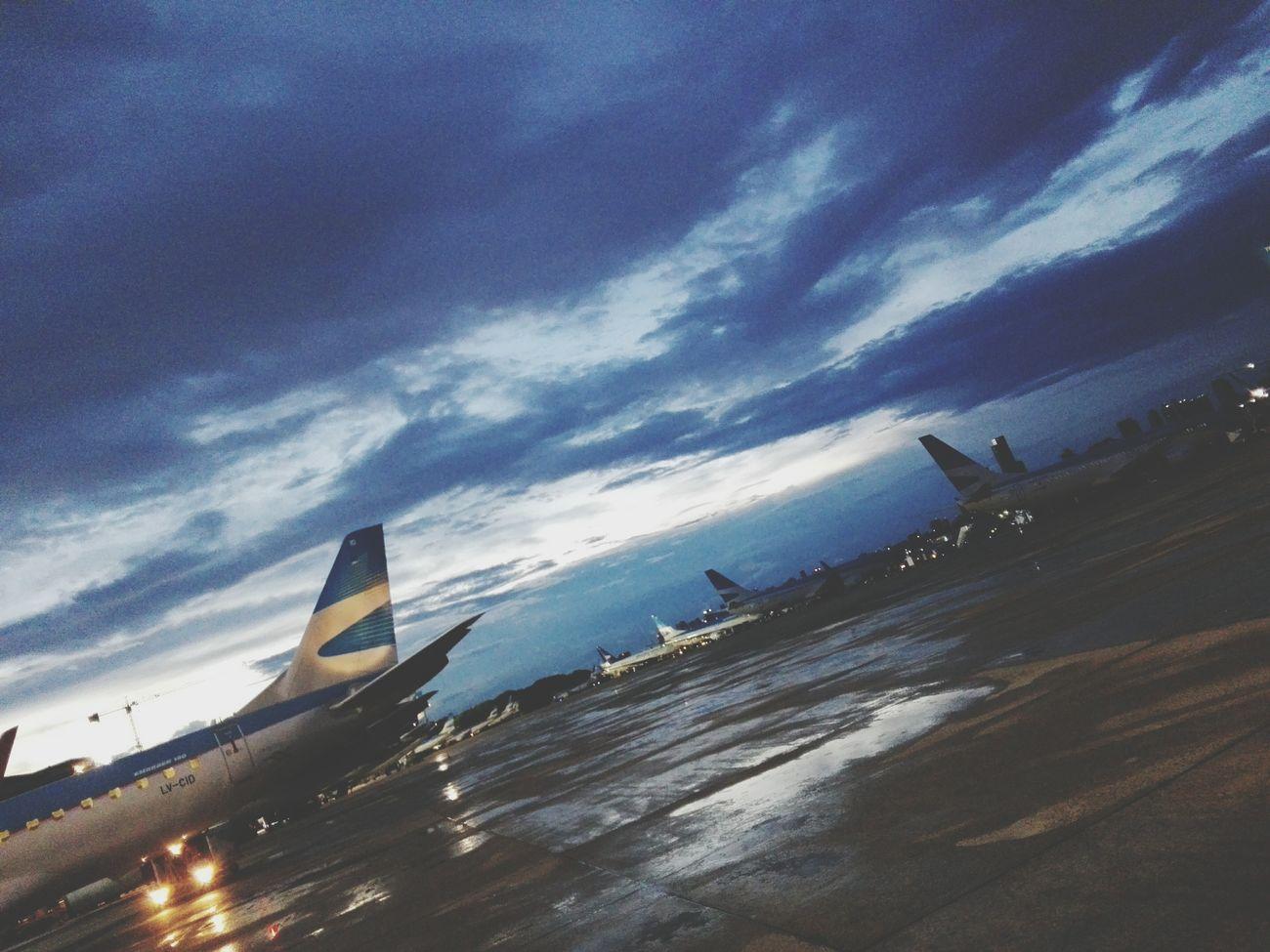 AEP Aeroparque Aerolineas Argentinas Boeing 737-800 Skyteam Letsgo LVFVN First Eyeem Photo Aircraft AirPlane ✈ Airport