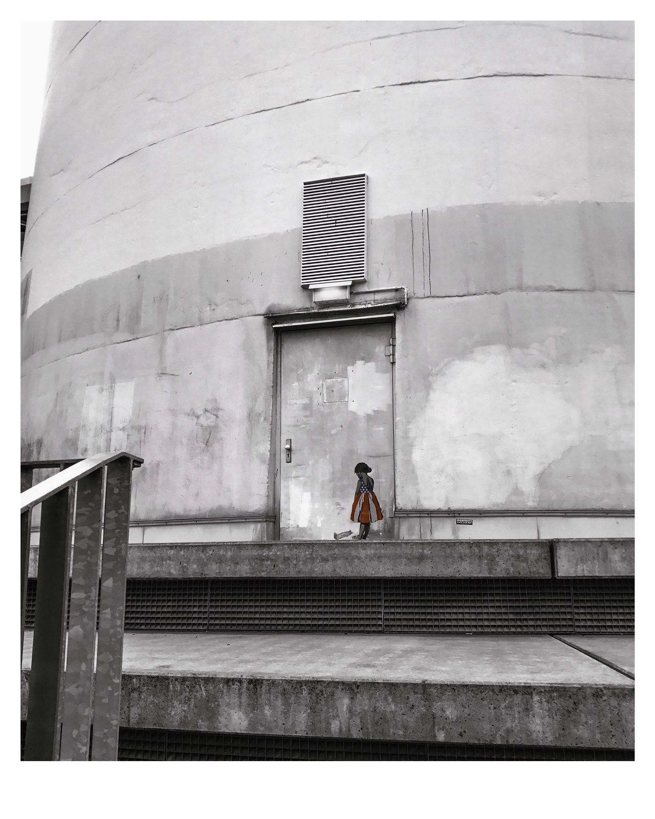 Hamburg Messehamburg Tele-michel Streetart Graffity