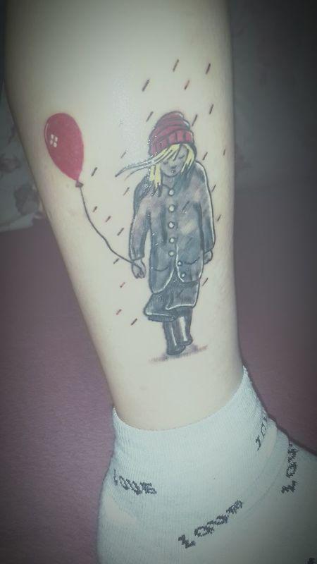 new tatto.. Tattoo Tattoos Tattooed Dövmem Dövmesanatı çayyolu Turkey Ankara Autmn Single Single Girl