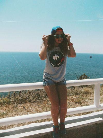 Sea Day Love ♥ Moments Bliss Blossom Sentiment Sky Summer Сочи