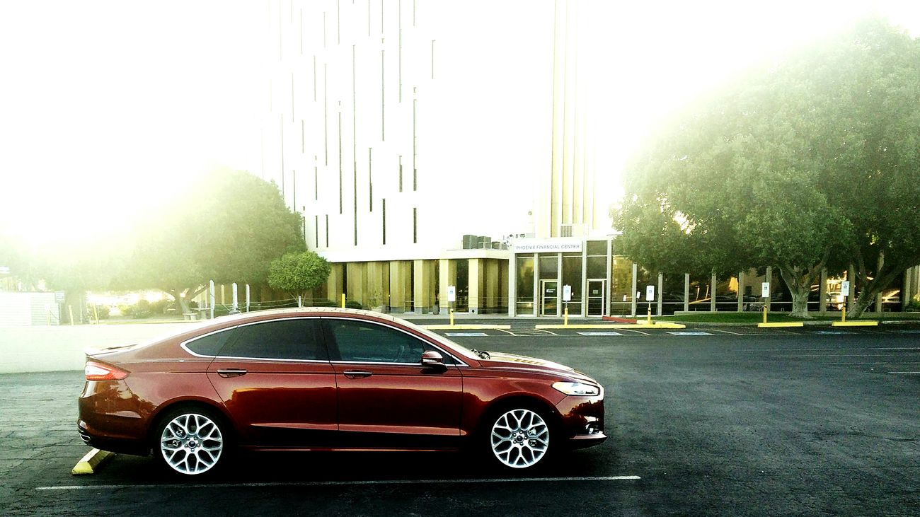 Ford Fordfusion