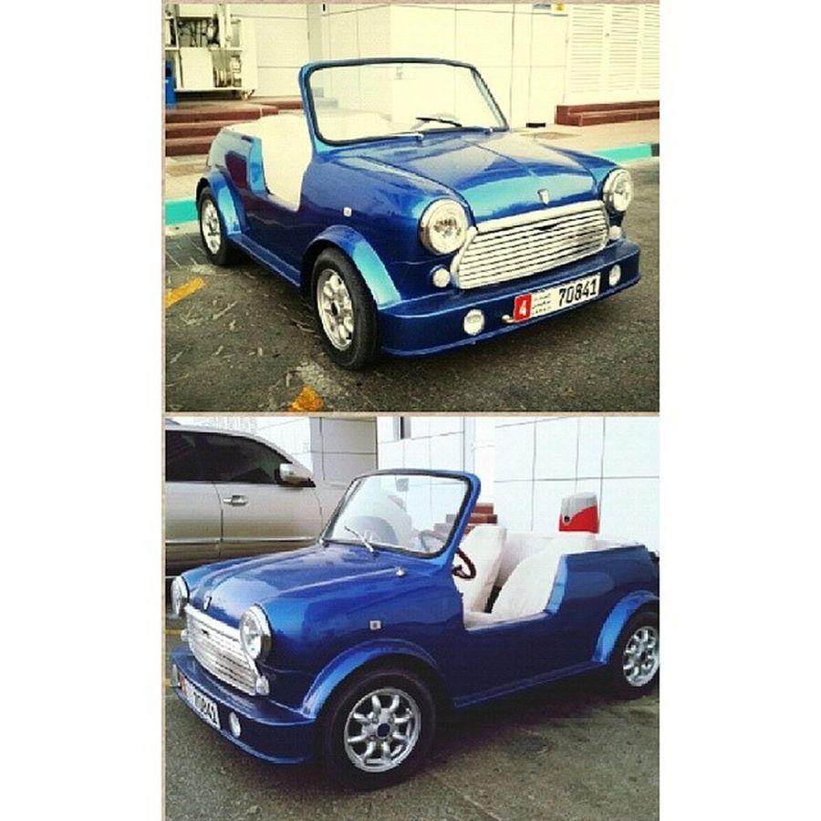 Cute ride. Cutecar Jeep Uaecars Blue