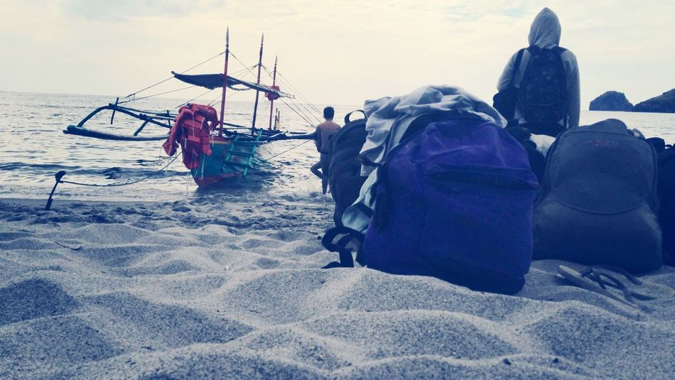 Anawangin, Zambales, Philippines Enjoying Life Beachphotography Justgothere Late Upload ?