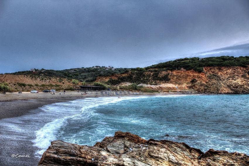Beauty In Nature Greece Island Nature Outdoors Scenics Sea Skiathos Tranquil Scene Water