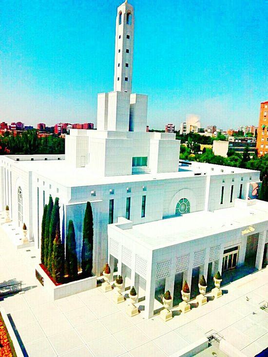 Hello World SPAIN Hi! Madrid Temple Sud Mormon Mormon Life Mormon Temple Spain♥